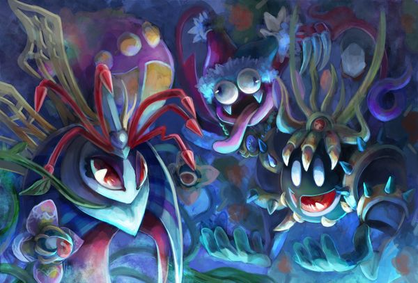 Souls... Why does Magolor and Marx had to turn evil!!! T_T