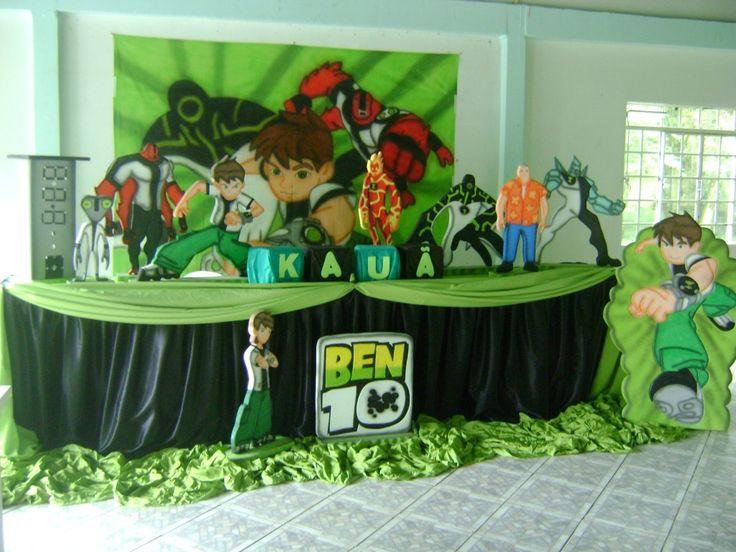 Ben 10 Party