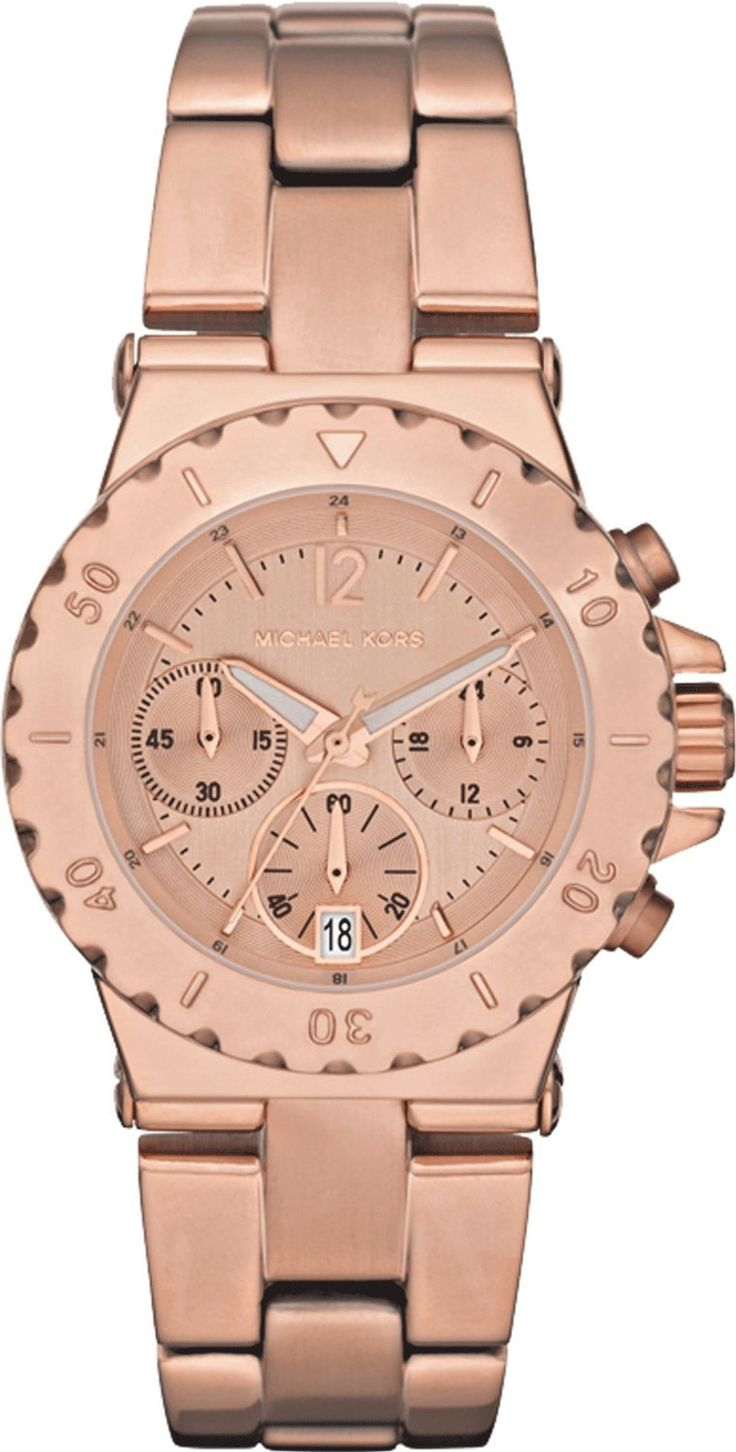 Michael Kors Watches Dylan MK5499 : Disclosure: Affiliate link $347.00