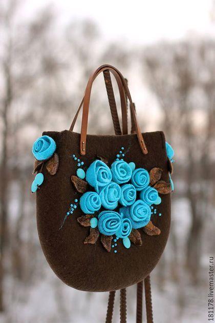 Женские сумки ручной работы. Ярмарка Мастеров - ручная работа. Купить Сумочка…
