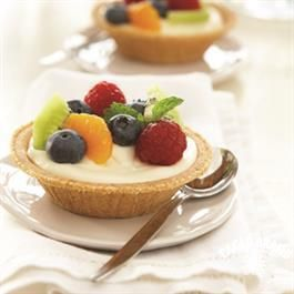 Fruit-Topped Cream Cheese Tarts from Eagle Brand® Sweetened Condensed Milk