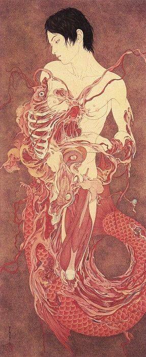 La Sirena Takato Yamamoto