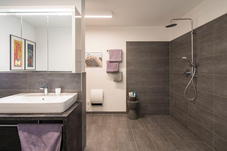 Fertighaus Wohnidee Badezimmer   Fertighaus kaufen ...