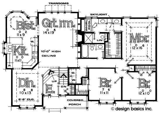 129 best Split Foyer Remodel Ideas images – Split Entry House Floor Plans