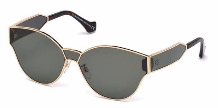Balenciaga Sunglasses Ba0096 28n