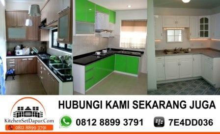 Kitchen Set Bintaro Hub 0812 8899 3791 BB 7E4DD036: Jasa Pembuatan Kitchen Set di Bintaro