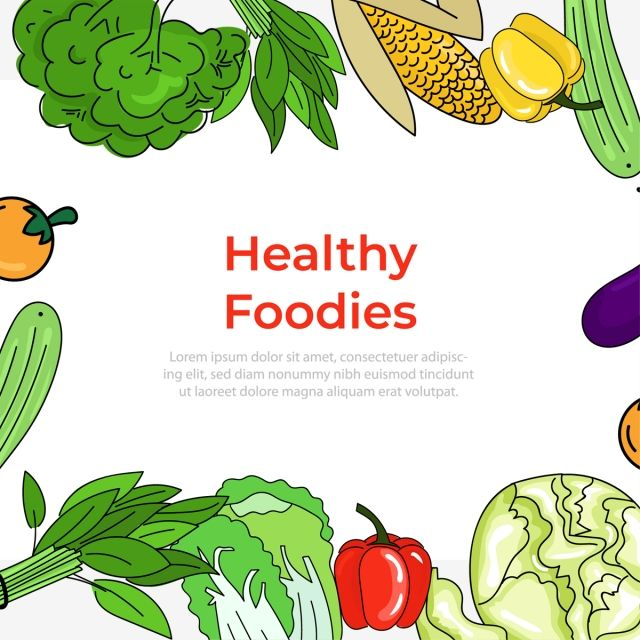 Healthy Food Illustration With Vegetables Isolated On White Backgound Vector Illustration Design Food Icons White Icons Healthy Icons Png Transparent Clipart Healthy Diet Food Illustrations Healthy Diet Tips