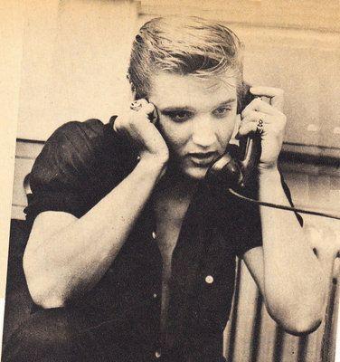 rare: Elvis Presley