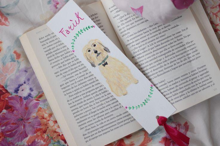 Marca páginas personalizado www.tintoandco.com