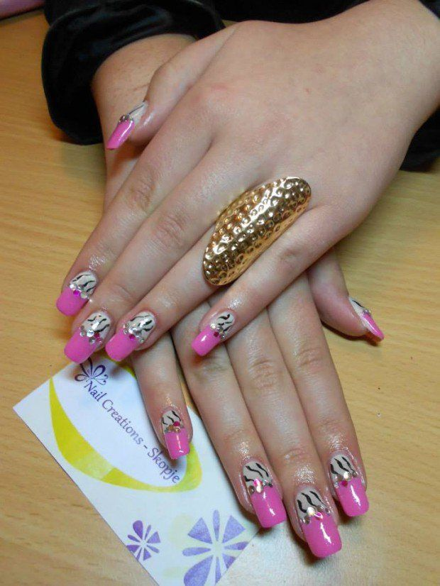 1000+ Ideas About Elegant Nail Art On Pinterest