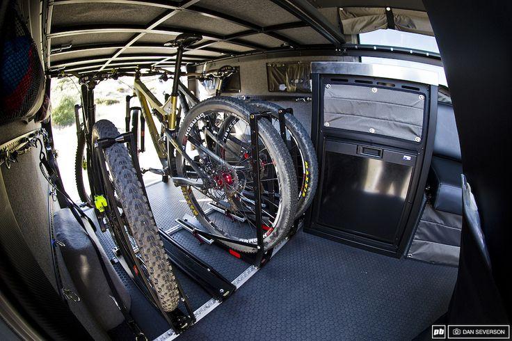 Brian Lopes Custom Sprinter Van Sprinter Van Rv