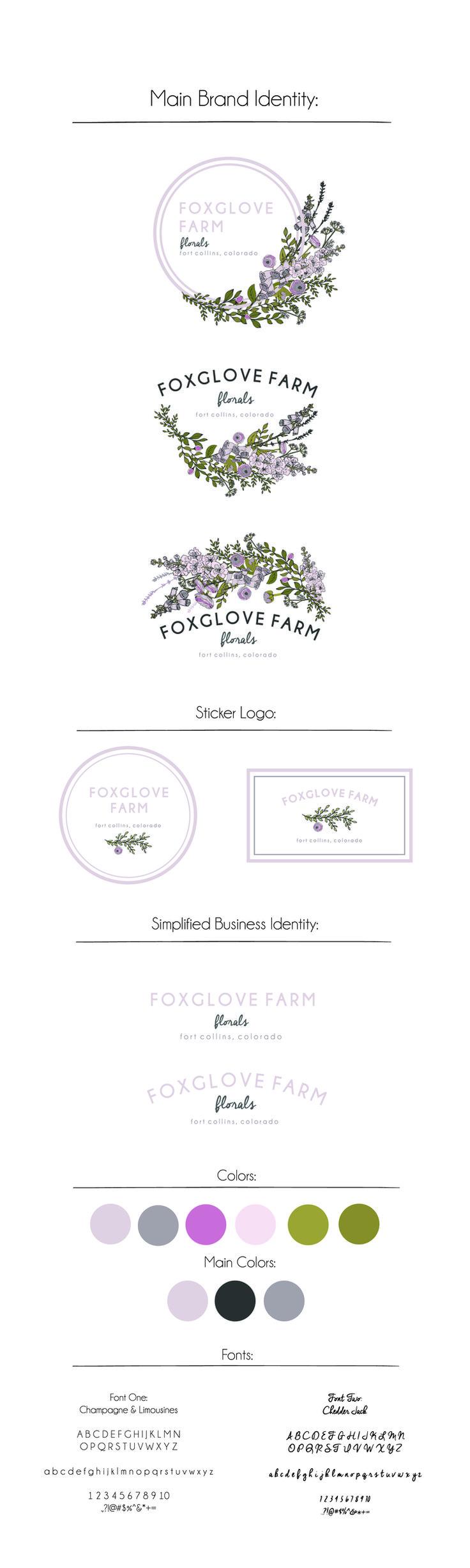 Hand Drawn dusty pink Florist wreath logo Design — Maija Rebecca Hand Drawn