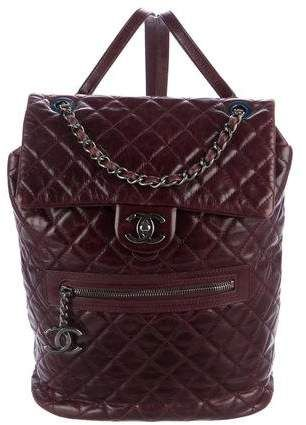 f02a27d04e73 Chanel Paris-Salzburg Large Mountain Backpack | Arm Candy ...