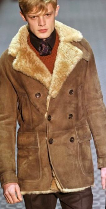 14 best shearling coats images on Pinterest
