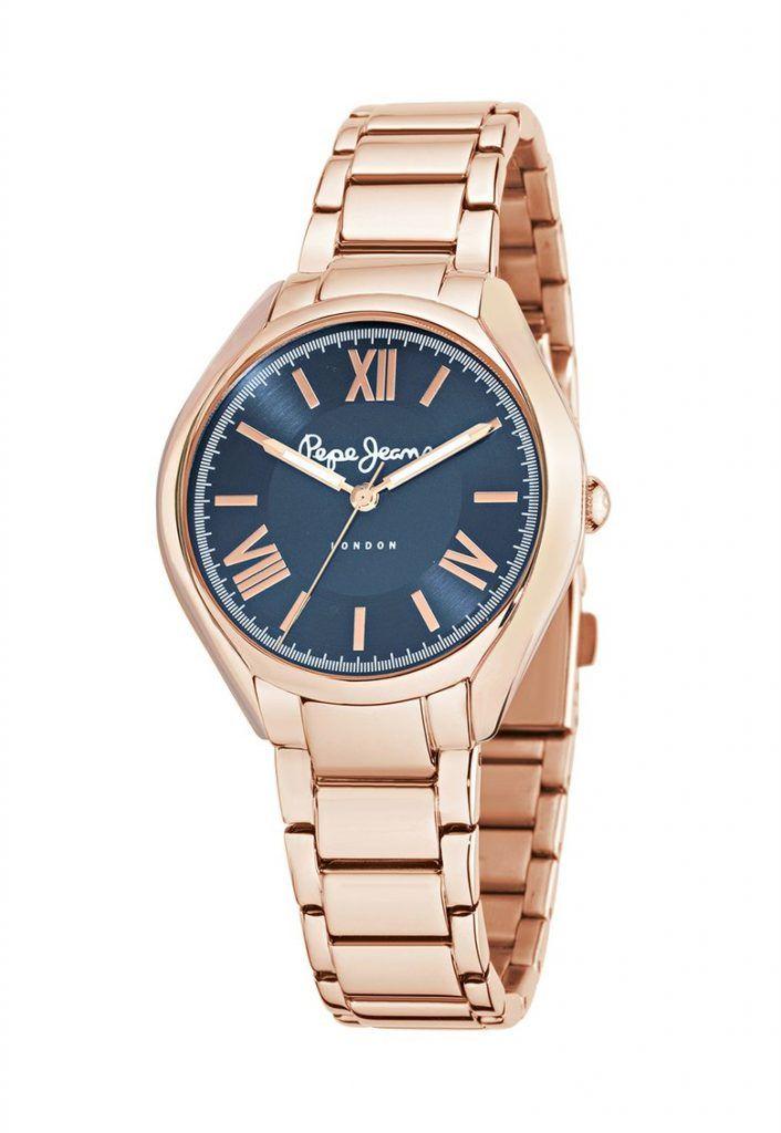 ceasuri aurii - ceas dama Pepe Jeans London