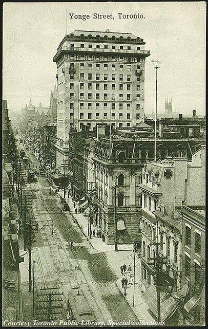 Yonge Street.