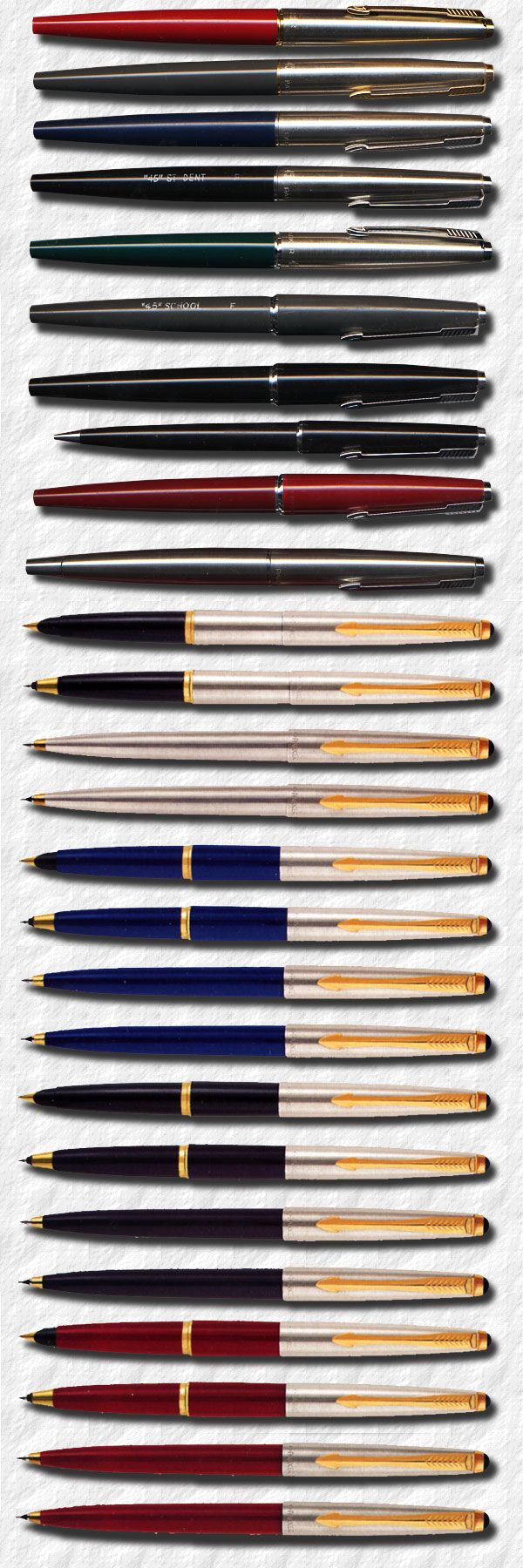 The 25 Best Parker 45 Ideas On Pinterest Parker Pens