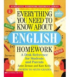 Everything You Need to Know About English Homework by Anne Zeman ...