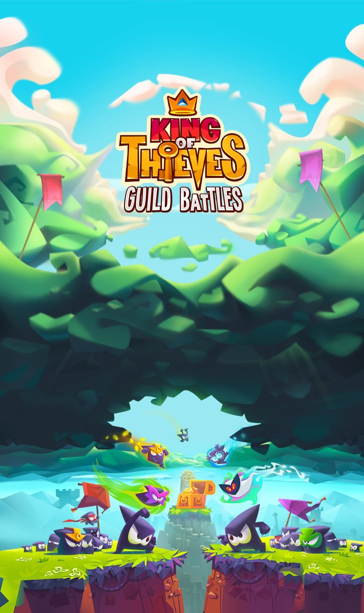Video and promo King of thieves on Behance