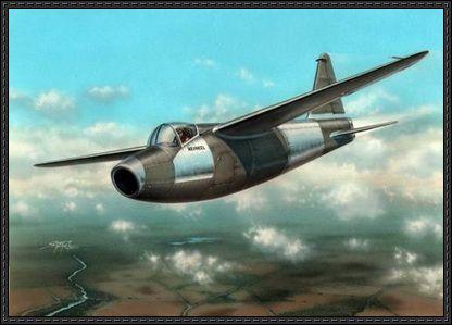 Heinkel He-178 Ver.2 Free Aircraft Paper Model Download - http://www.papercraftsquare.com/heinkel-178-ver-2-free-aircraft-paper-model-download.html