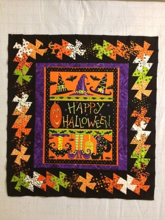 Halloween twister border - clever