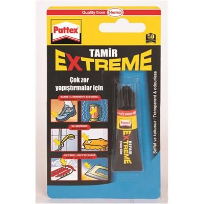 Pattex Yapıştırıcı Tamir etme yapıştırıcısı, çok zor yapıştırmalar için yapıştırıcı çeşitleri uygun fiyatlarla herseyofis.com'da