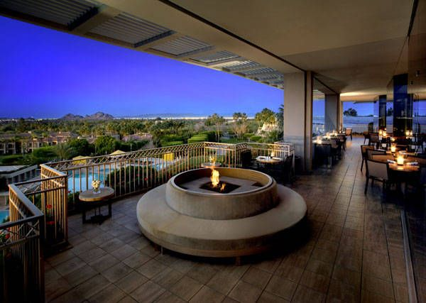 Restaurant With a View in Scottsdale - J & G Steakhouse - Romantic Restaurants Scottsdale plus check out the list!