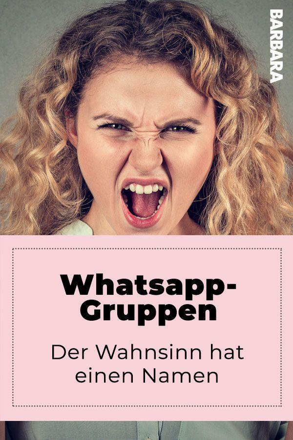 Whatsapp Gruppe Teilnehmer Namen Anzeigen