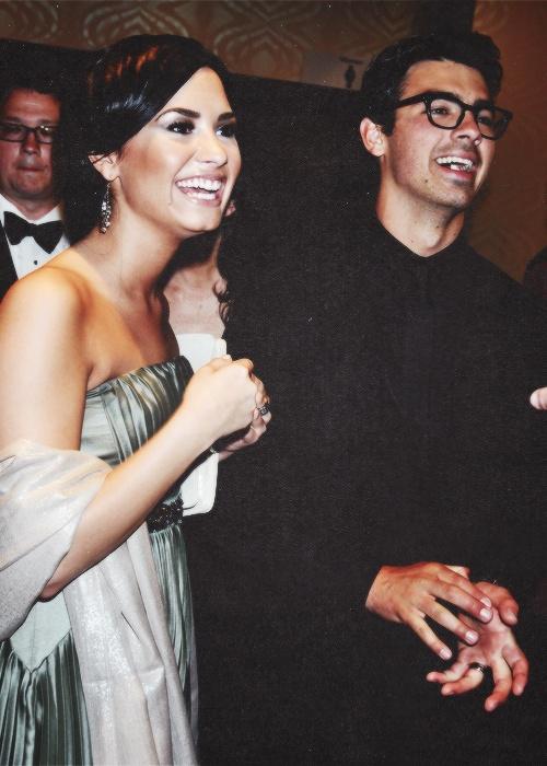 Joe & Demi Lovato