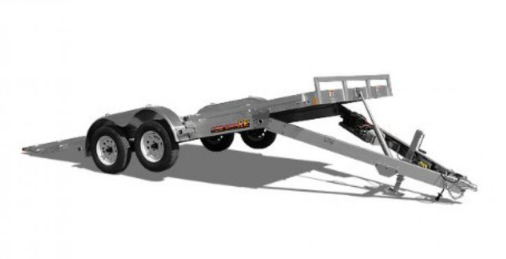 25  best ideas about tilt trailer on pinterest