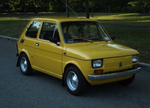 1976 Fiat 126P