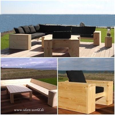 Popular Holz Lounge M bel nach Wunsch