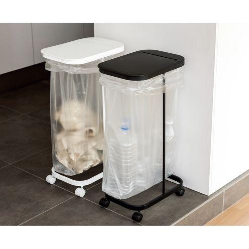 取り付け簡単キャスター付きダストスタンド 1個 ダストボックス ゴミ箱 通販 - ディノス