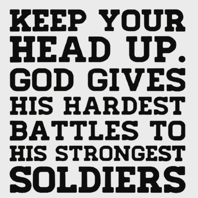 Keep your head up!  #inspiration #motivation #dedication #love #peace #enlightened #guidance #anxiety #faith #Jesus #Jesuschrist #bible #christ #God #pray #prayer #theLord #society #fitness #health #bullying #depressed #kindness #class #swag #life #mind #soul #happiness #joy by acknowledgingpeace
