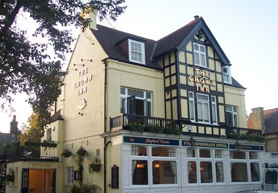 Crown Inn, Chislehurst...