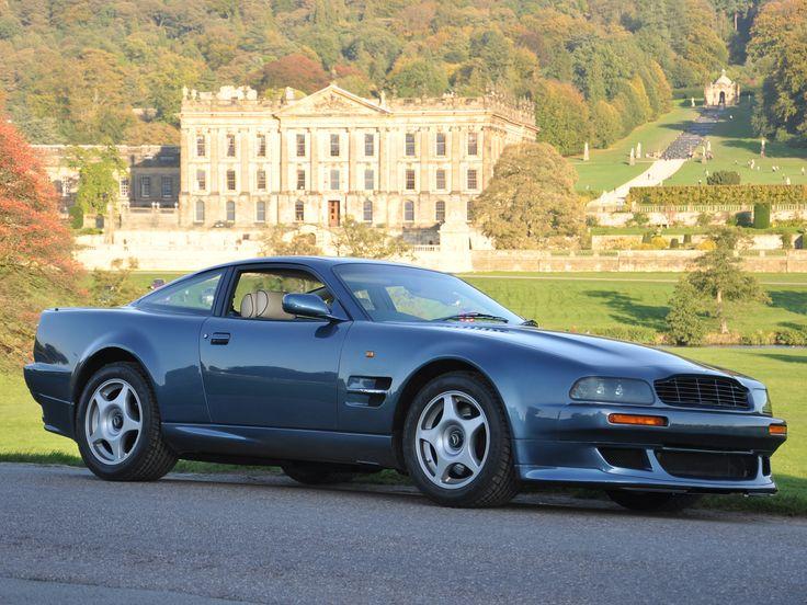 1998 Aston Martin Vantage v600 Le Mans