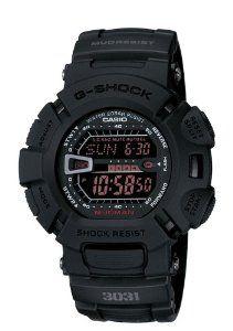 Casio Men's G9000MS-1CR G-Shock Military Concept Black Digital Watch $110.00