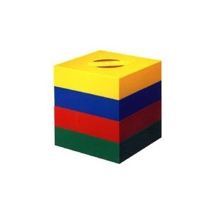 Lego Sorter: Toss in a handful of lego blocks, then shake. The bricks sift through grids, separating them into size groups!: Loving Kids, Sorter Box, Lego Organizer, Gift Ideas, Box4Blox Lego, Great Gifts, Store Lego