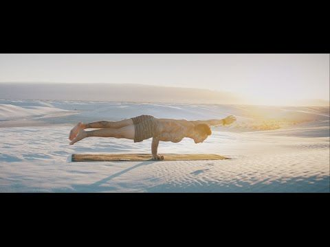 The Desert Yogi - Equinox's New Video With Dylan Werner