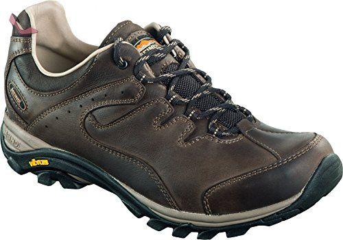 Meindl Caracas GTX Chaussures de randonnées en cuir Marron foncé Marron Marron foncé 48 2/3 - Chaussures meindl (*Partner-Link)