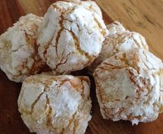 Recipe Italian Almond Biscuits by fpalermo - Recipe of category Baking - sweet