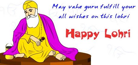 Happy Lohri Wishes SMS Messages Whatsapp