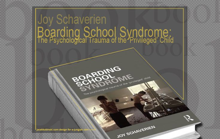 "The book analyses the boarding school syndrome - trauma of the ""privileged"" child sent to boarding school at a young age. Iit offers a new understanding..."