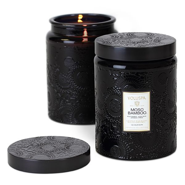 Perfect Candles for Fall: Voluspa Moso Bamboo