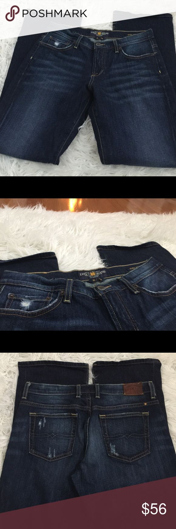 🍀Lucky Easy Rider Jeans Lucky Easy Rider Jeans. New without tags! Offers considered Lucky Brand Jeans