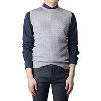 Today's Hot Pick :87429ベーシックケーブルアミニットベスト http://fashionstylep.com/SFSELFAA0024252/stylehommejp/out ウール混の糸を使用して編み上げたニットベストです。 しなやかな素材の風合いで着心地がよく、こだわりのある上品な仕上がりです。 ケーブル編みが生み出すカジュアルなテイストがたっぷり味わえるアイテム☆ シャツの上からだけでなくTシャツの上からもOKな、定番のニットベストです。 ◆4色:レッド/ブルー/ネイビー/グレー