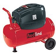 Draper 31462 Redline 230V 24L 1.5Hp Air Compressor