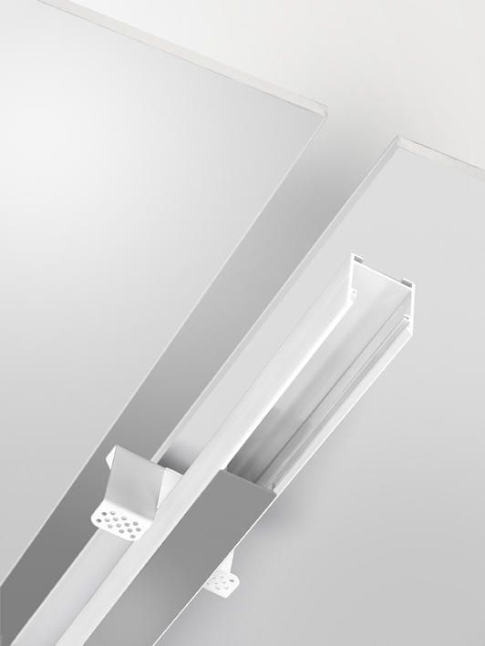 89 best Drywall images on Pinterest Ceilings, Ceiling design and - led leisten küche