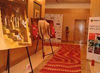 Buy Paintings Online by Artist Beena Pradhan - The Female Mystique - CE102703