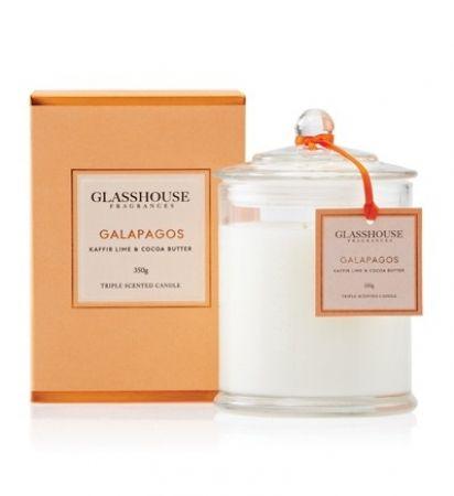 Glasshouse Candles Galapagos